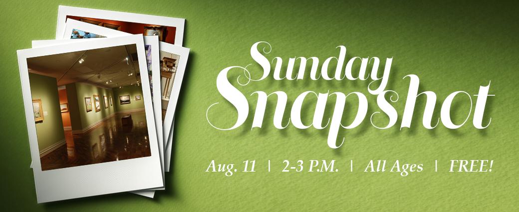 Sunday Snapshot
