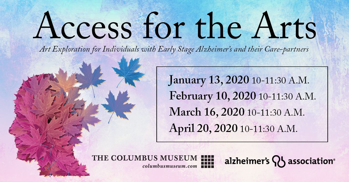 Access for the Arts at the Columbus Museum