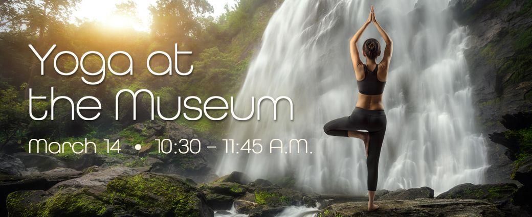 Yoga at the Columbus Museum