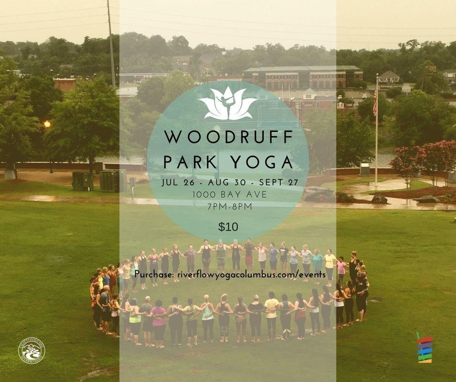 Woodruff Park Yoga