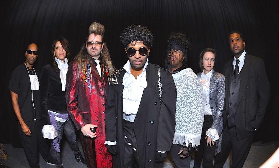 Purple Masquerade-Prince Tribute Band