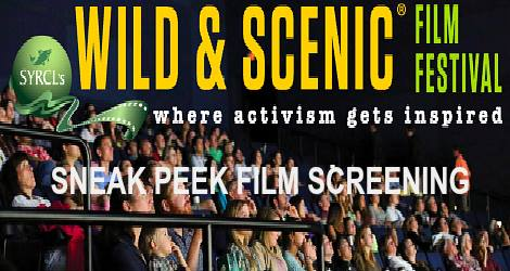 Wild & Scenic Film Festival: Sneak Peek Screeniing