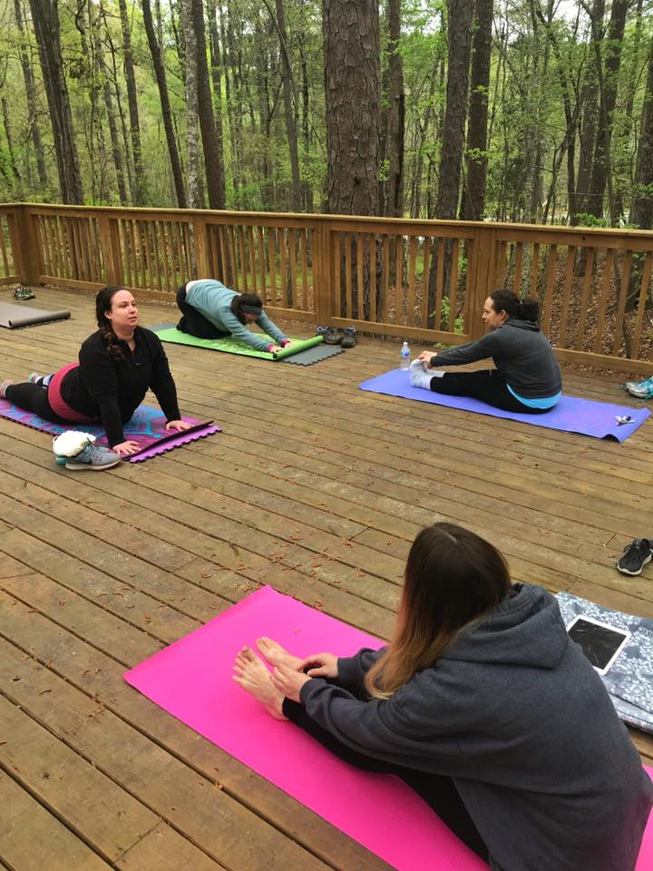 Iron Braid Hike & Yoga