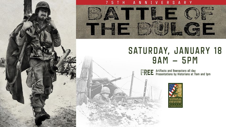 75th Anniversary of the Battle of The Bulge