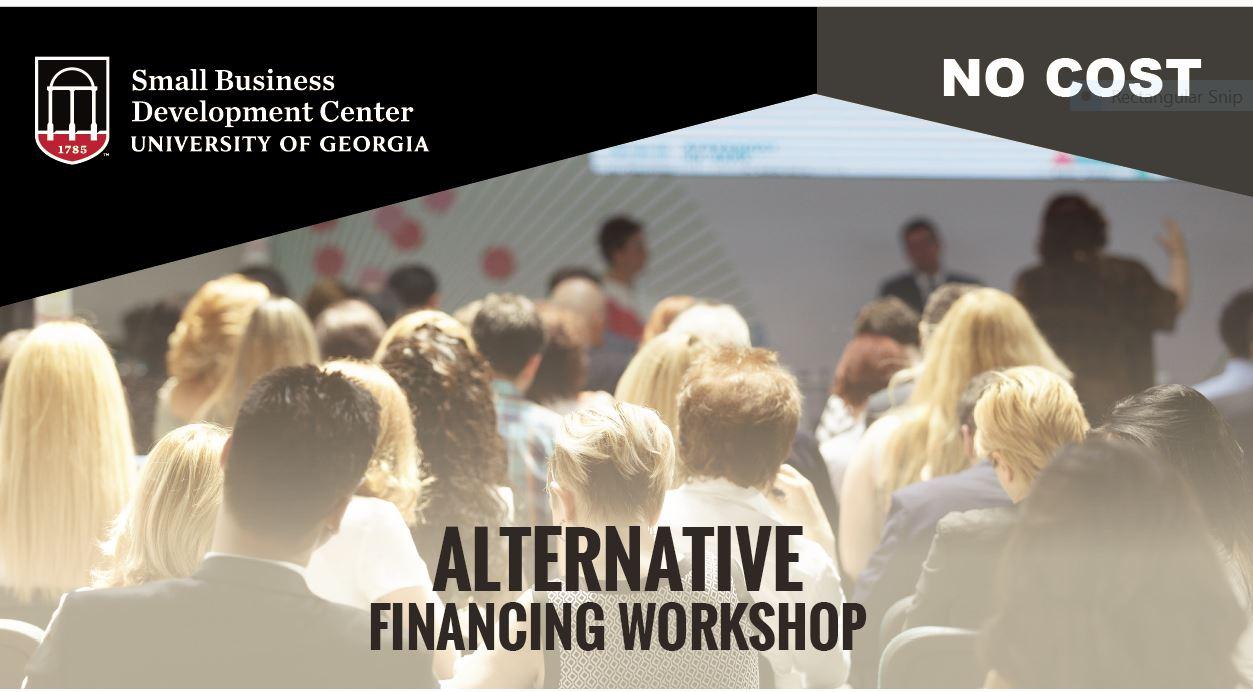 Alternative Financing Forum - LaGrange
