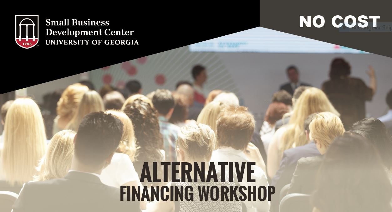 Alternative Financing Workshop