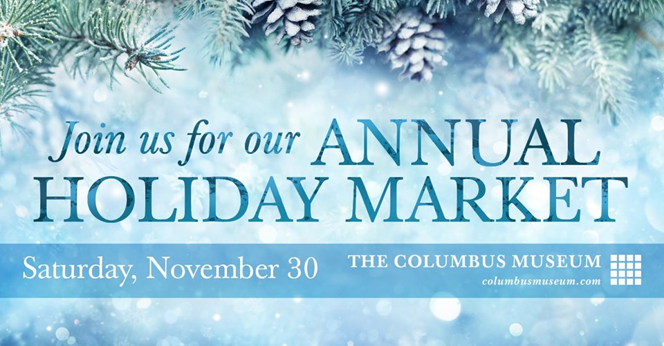 Annual Holiday Market