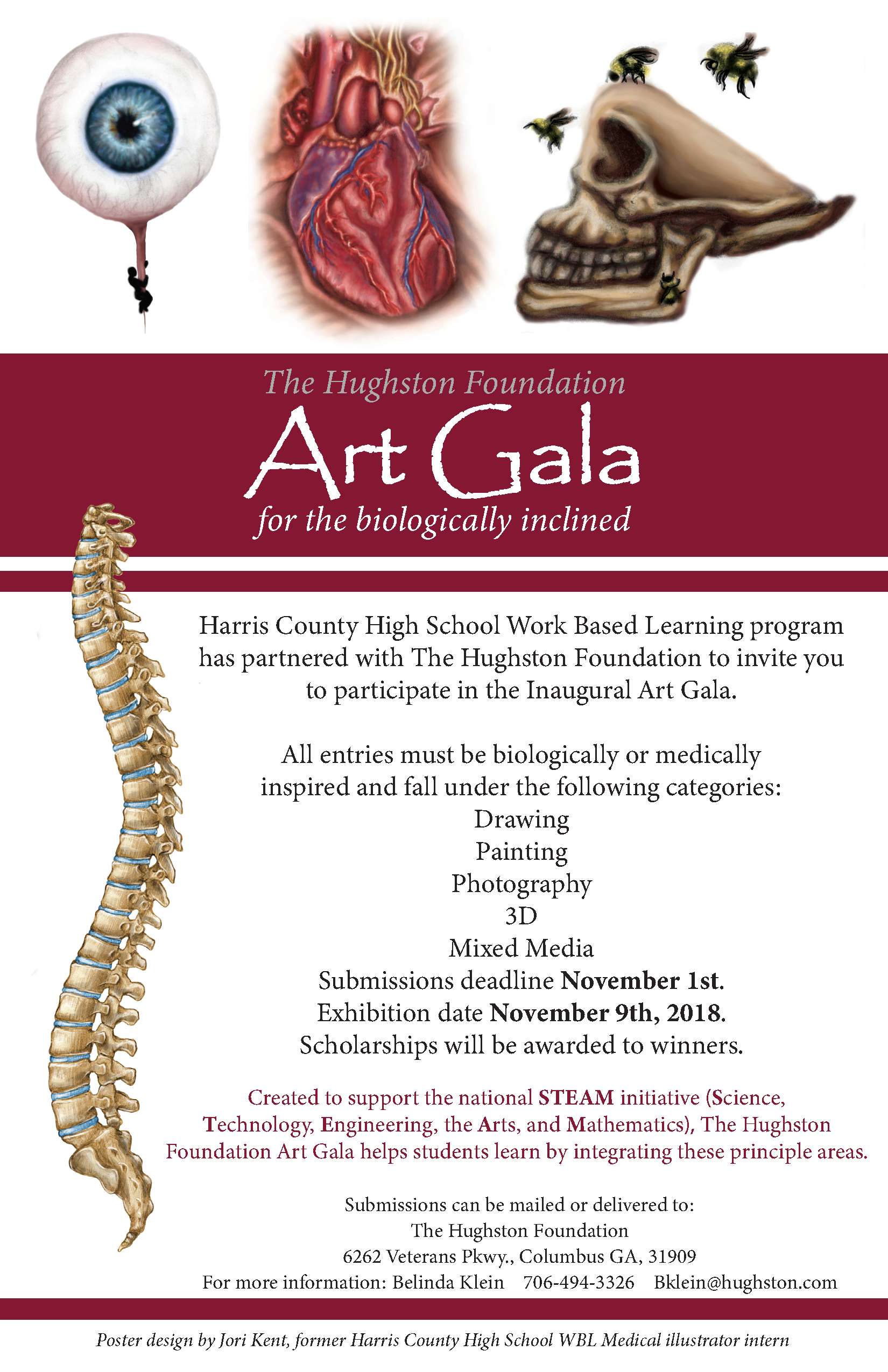 The Foundation Hughston Art Gala