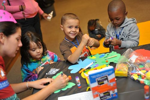 Art Sampler Summer Camp (Ages 5-7)