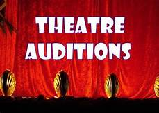Stage Play Auditions