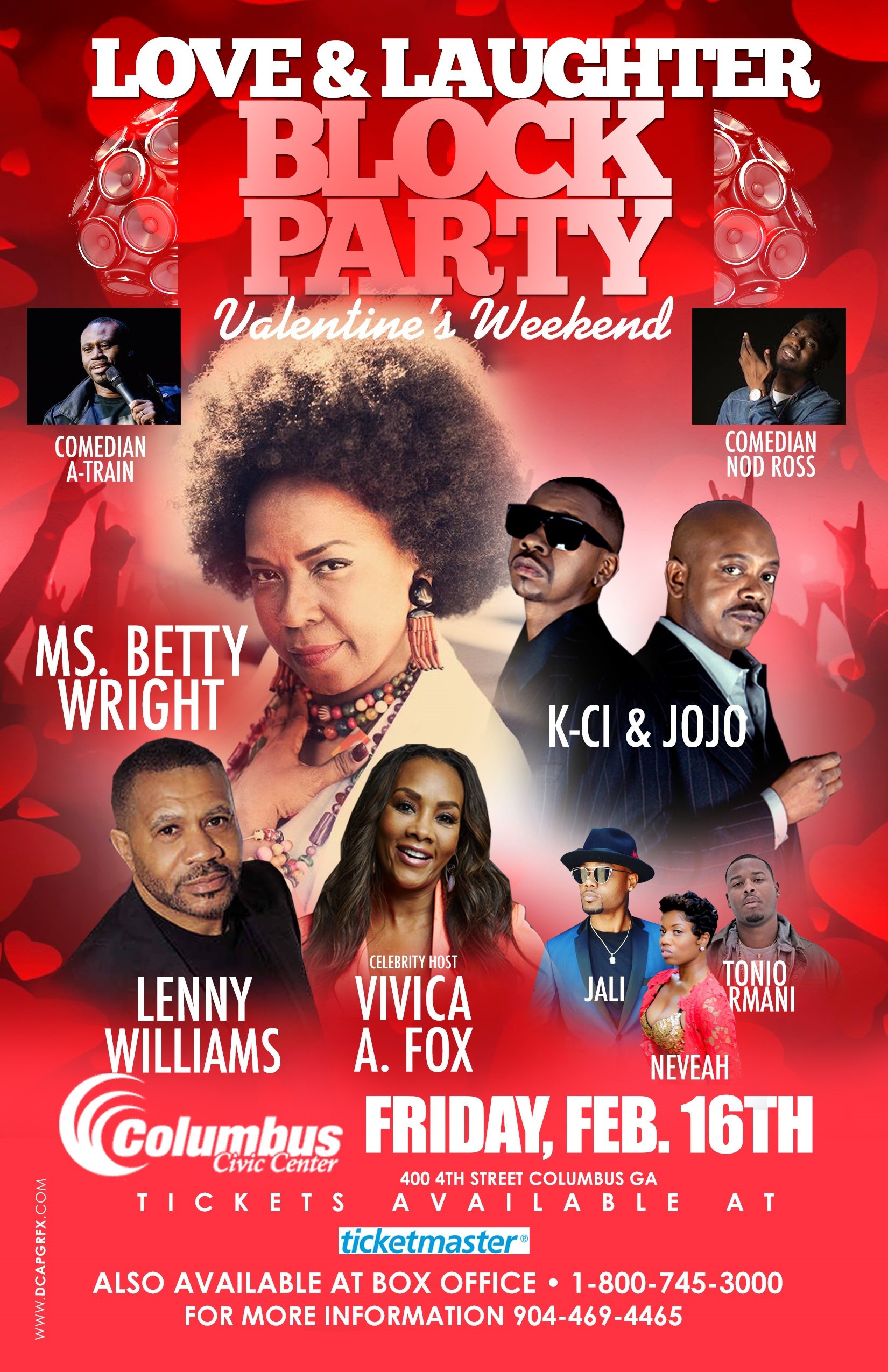 Betty Wright & Friends