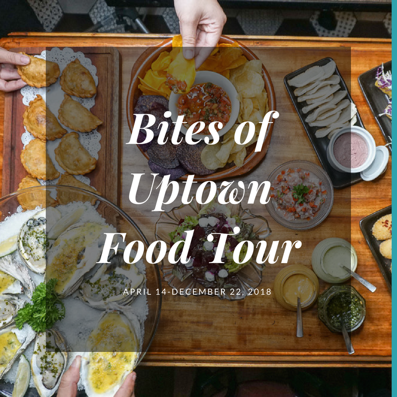 Bites of Uptown Food Tour