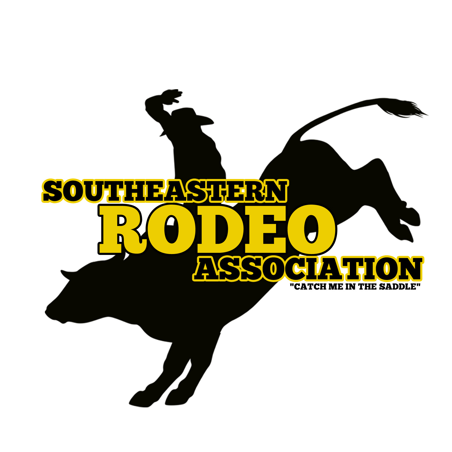 Southeastern Rodeo Association Black Rodeo