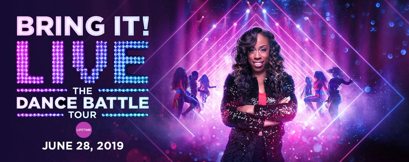 Bring It! Live: The Dance Battle Tour