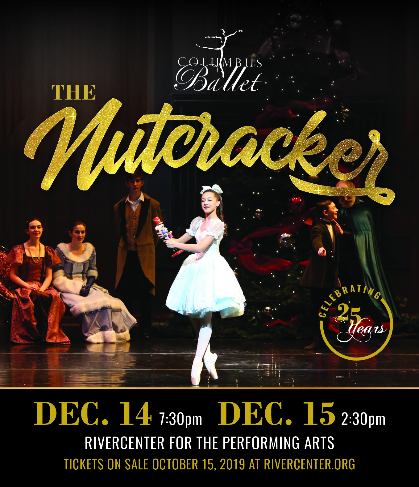 The Columbus Ballet Presents The Nutcracker