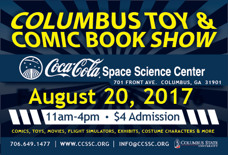Columbus Toy and Comic Book Show