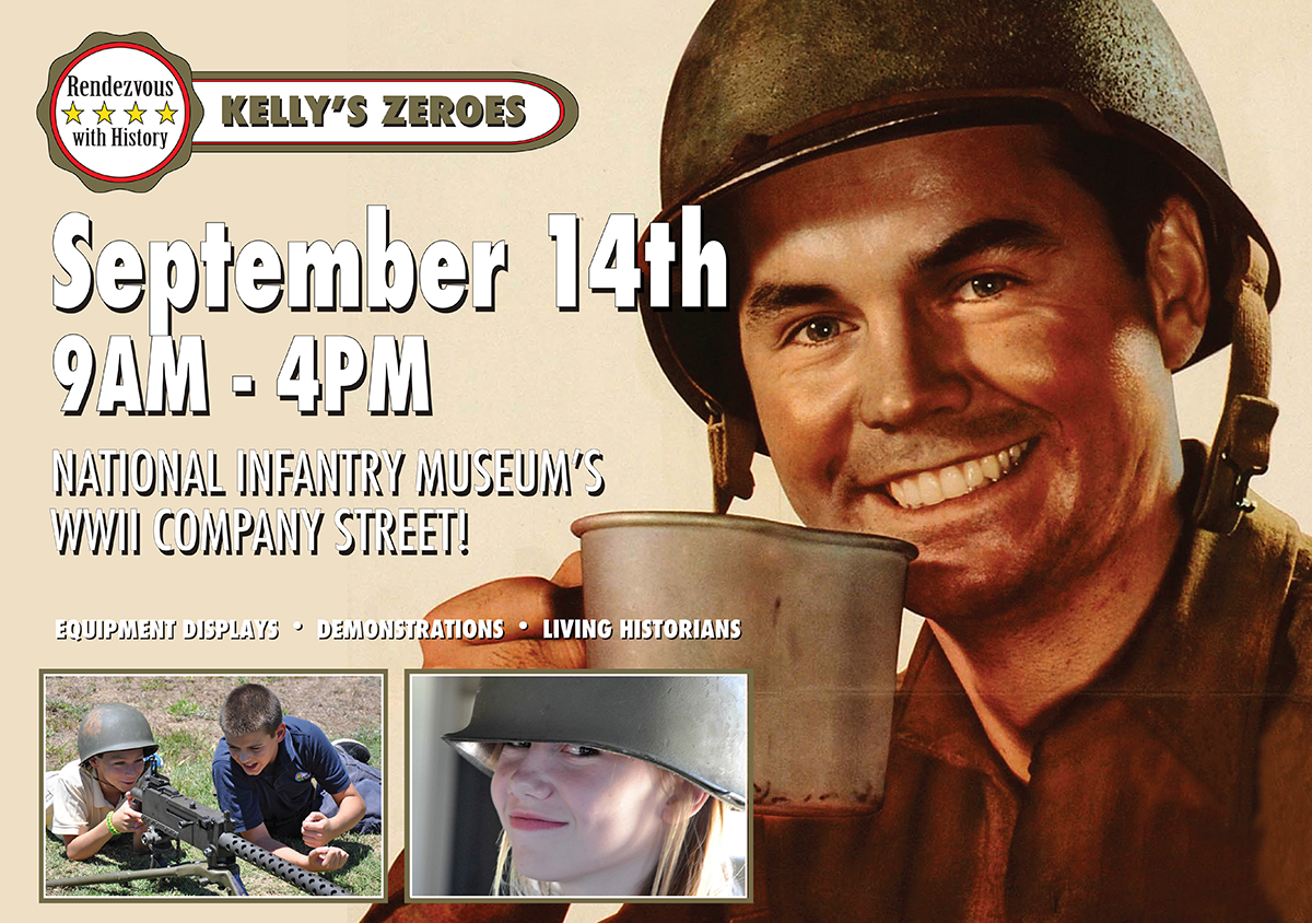 Kelly's Zeroes - A WWII Living History Event