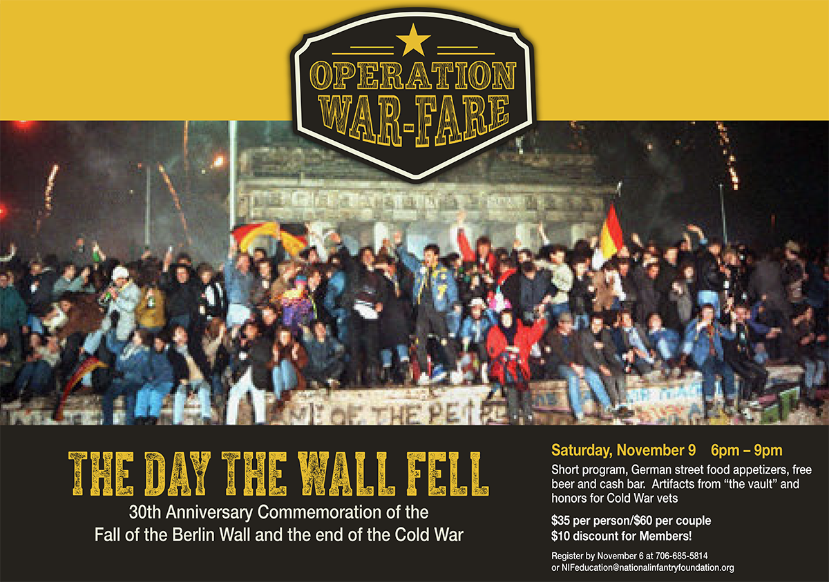 Operation Warfare - The Day The Wall Fel