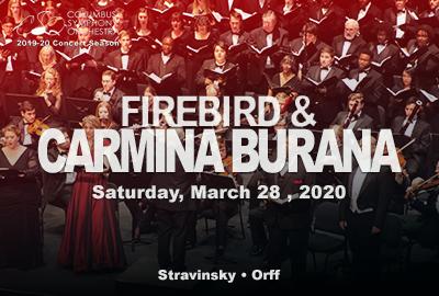 Firebird & Carmina Burana