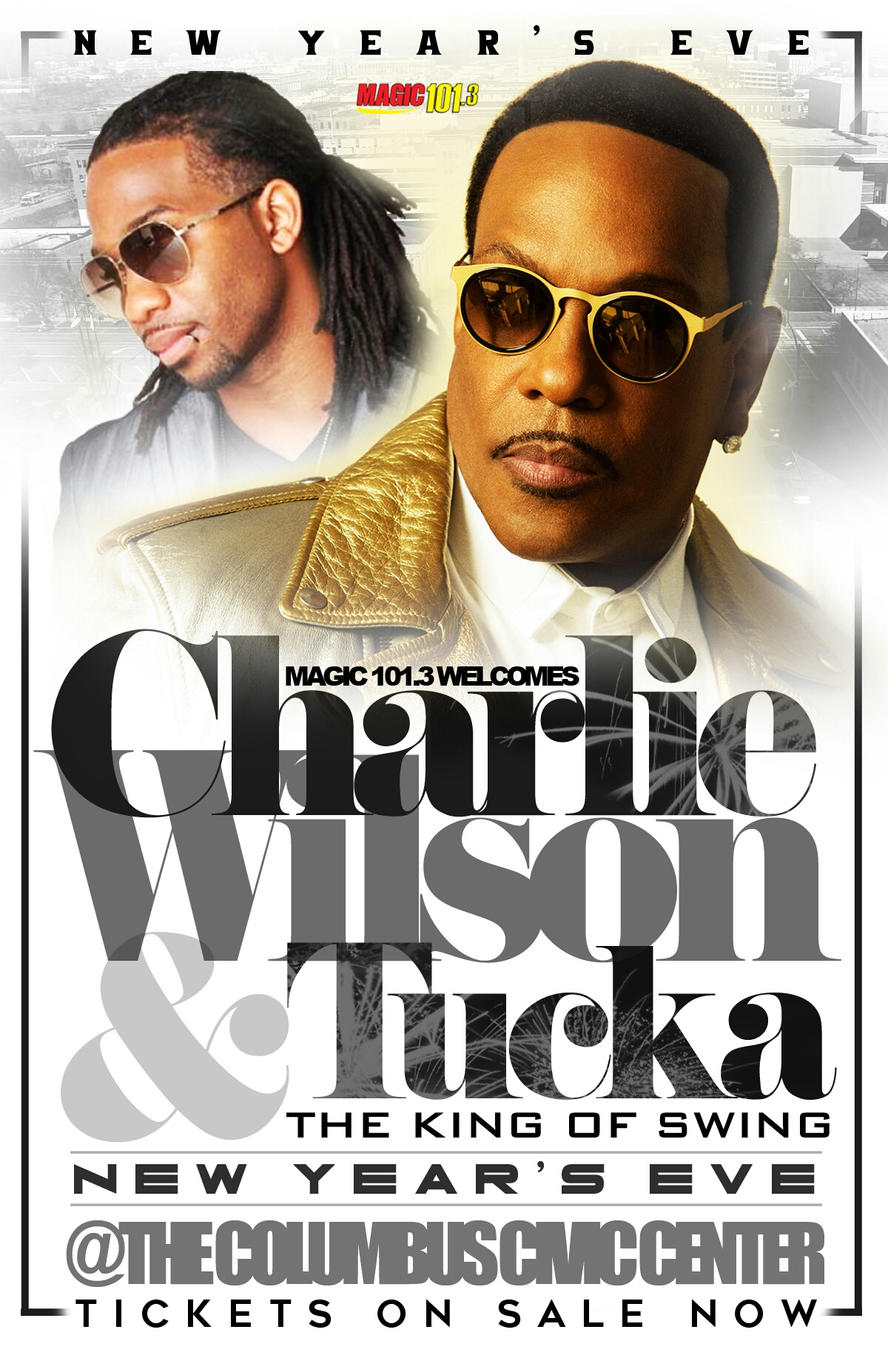 Charlie Wilson with Special guest Tucka