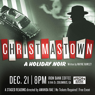 Christmastown, A Holiday Noir