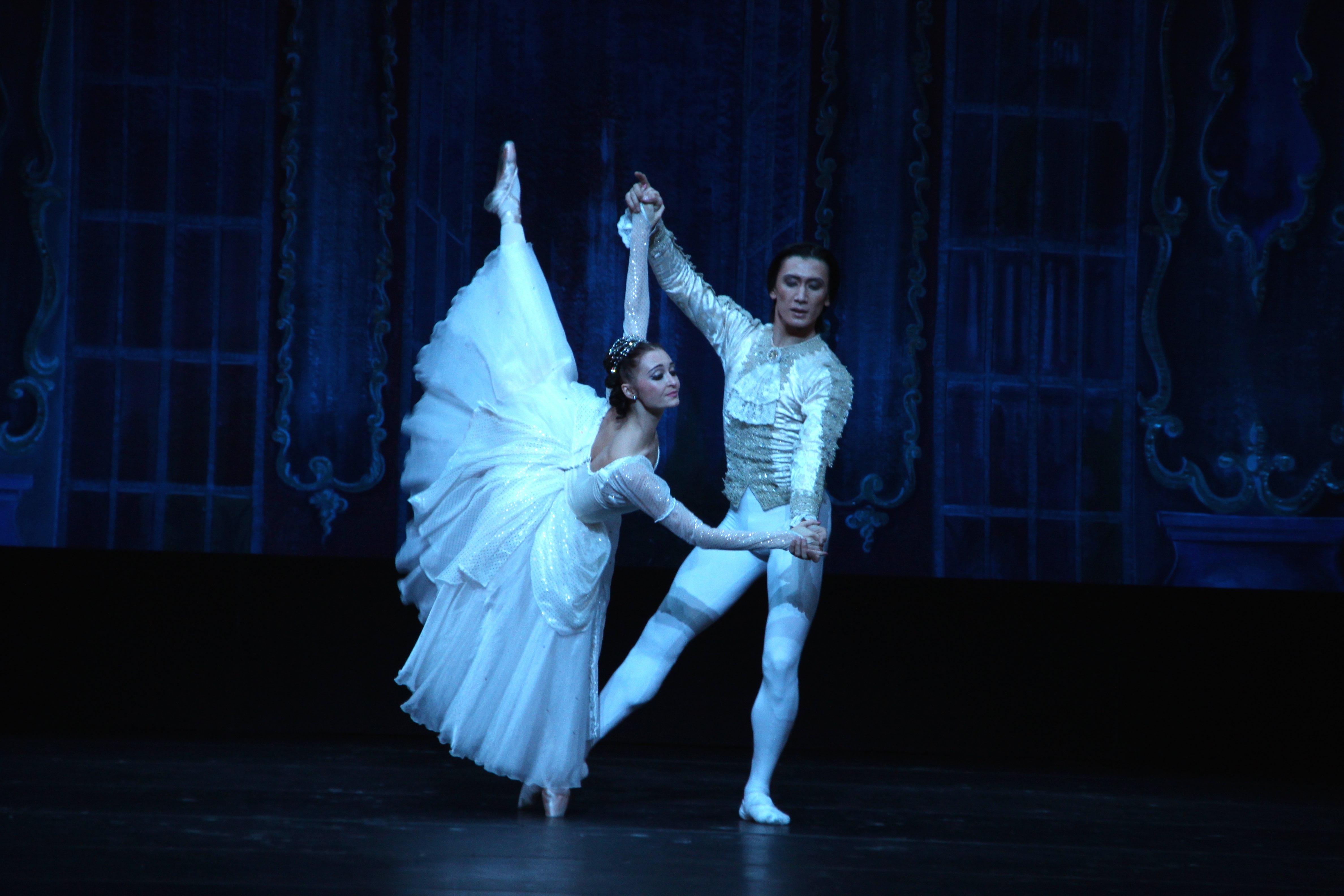 Moscow Festival Ballet: Cinderella