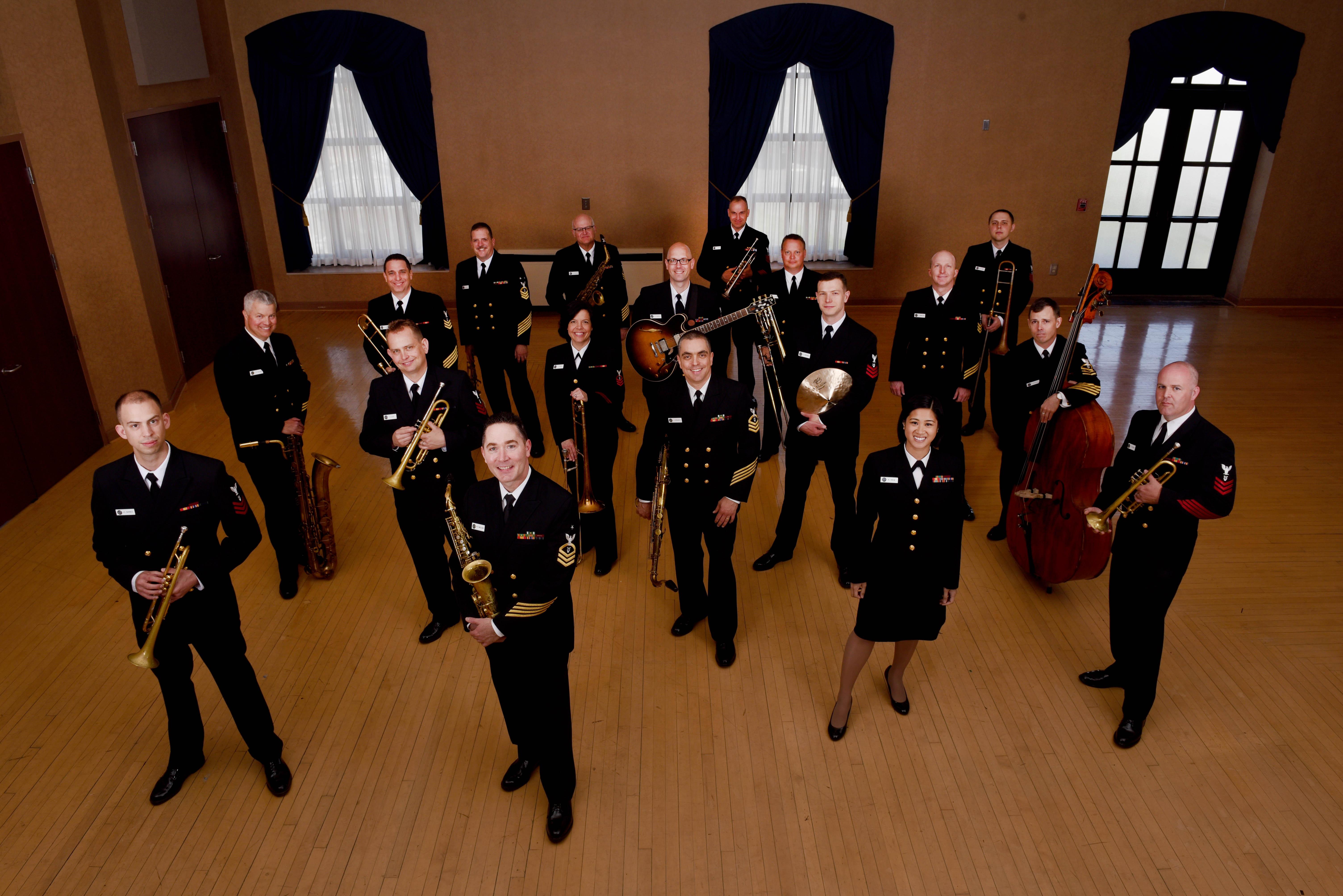 U.S. Navy Band Commodores Jazz Ensemble