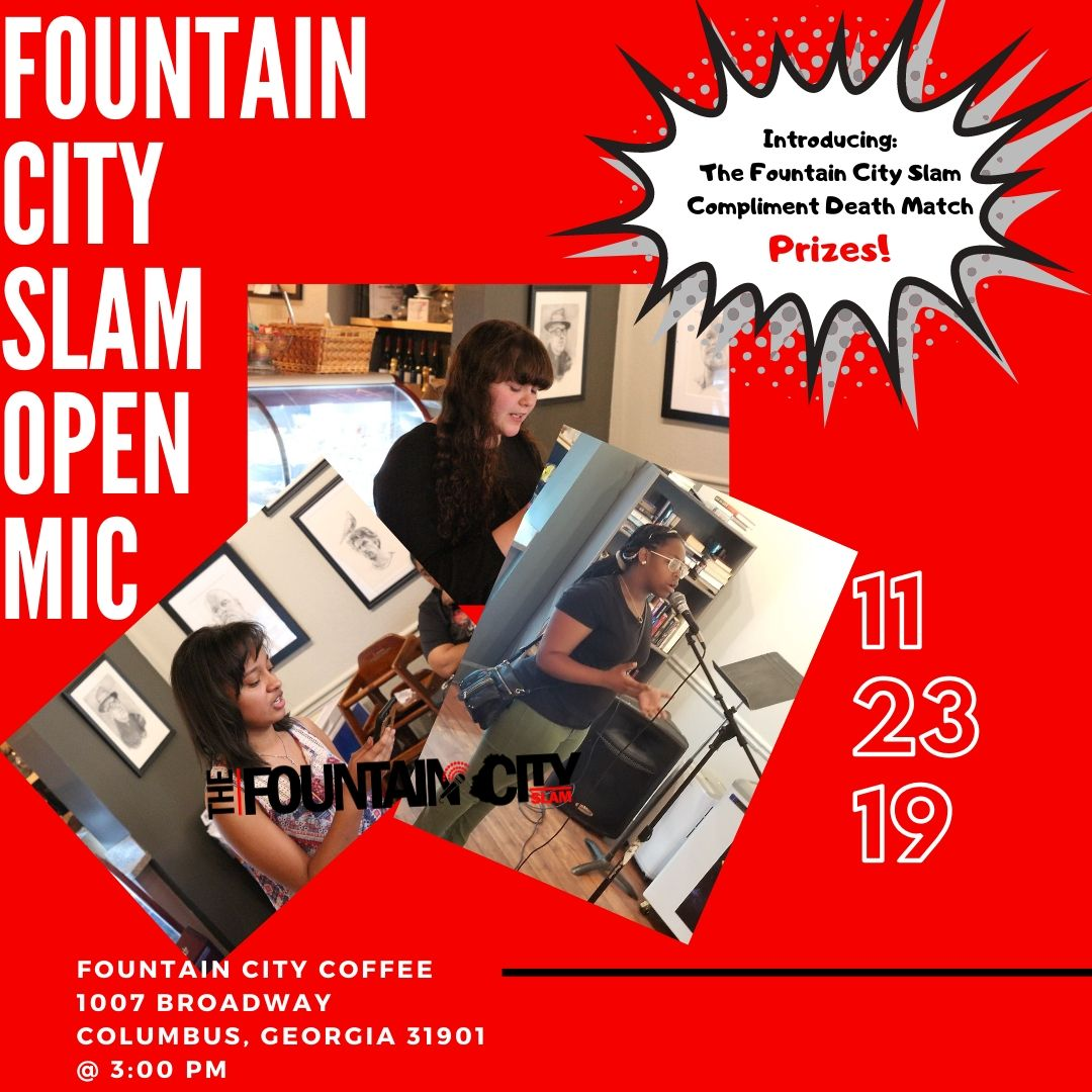 Youth Open Mic & Compliment Death Match
