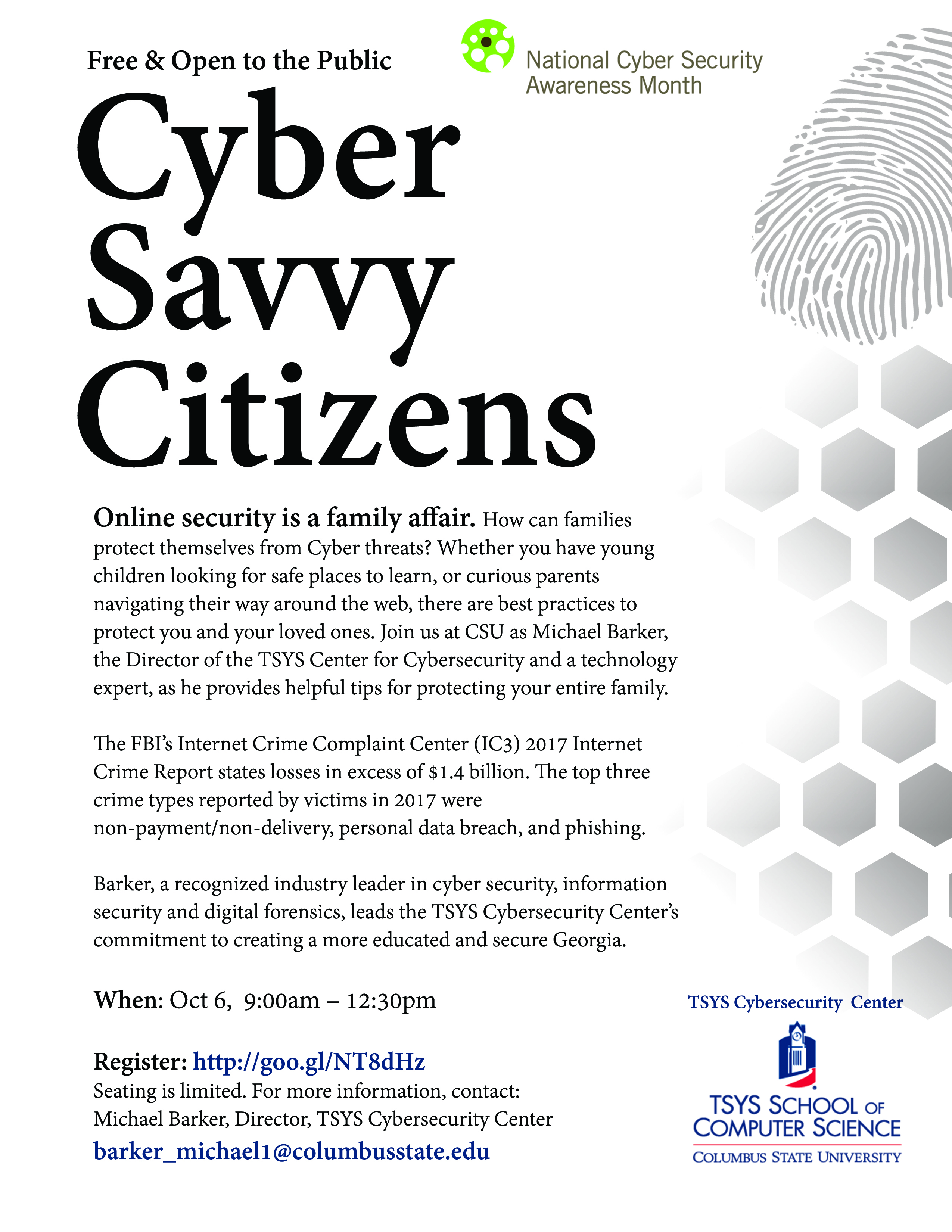 Cyber Savvy Citizens