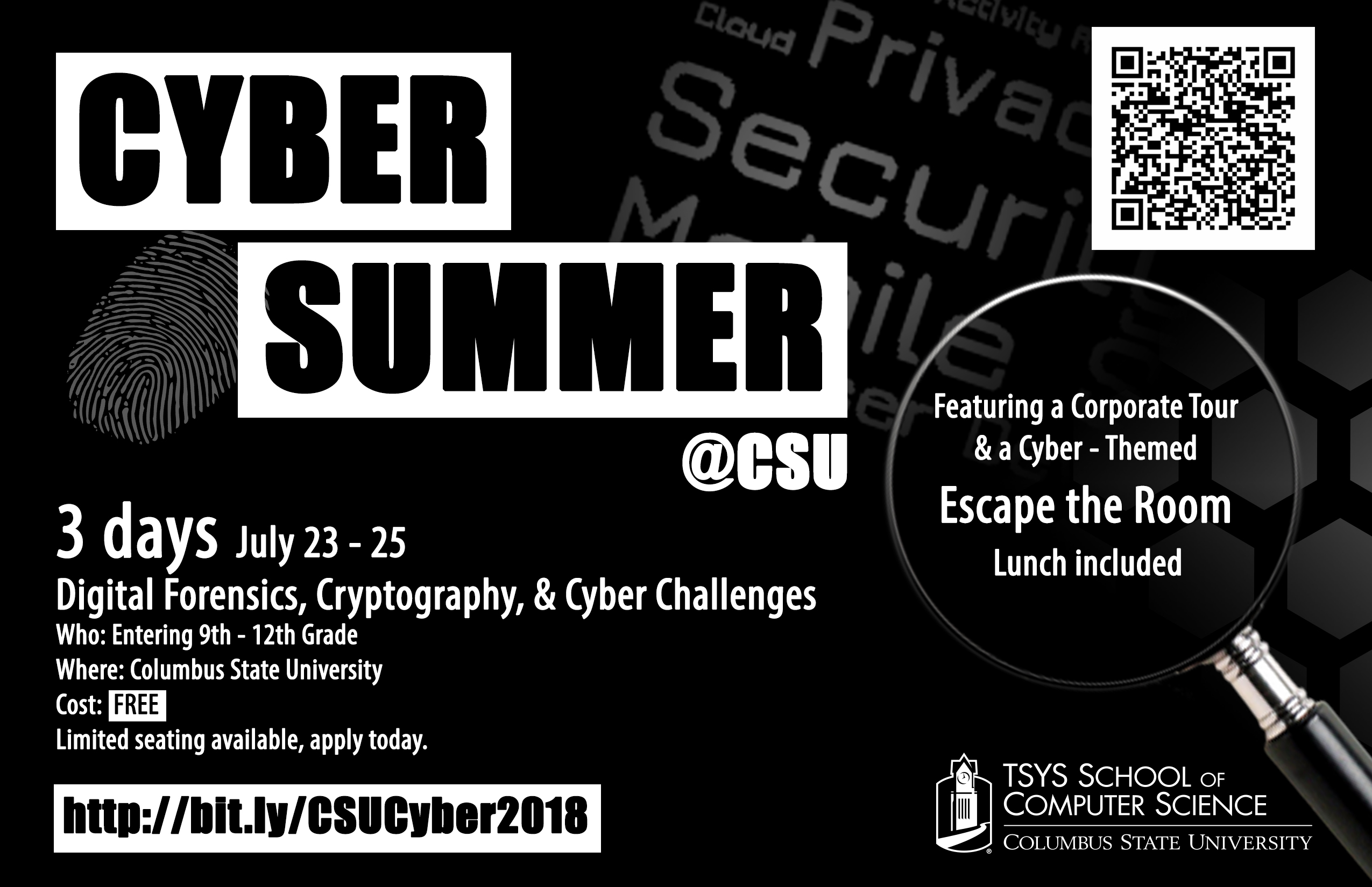 Cyber Summer @ CSU