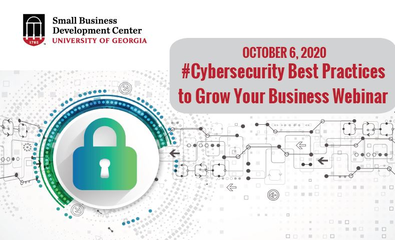 Cybersecurity Best Practices to Grow Your Business Webinar
