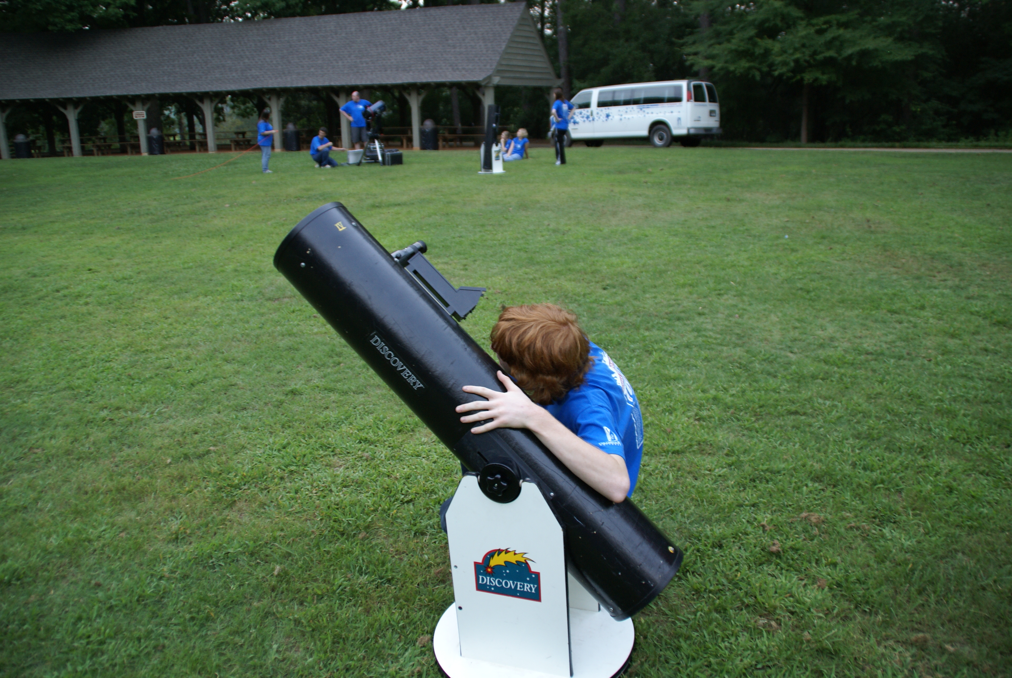 Astro Night at FDR State Park