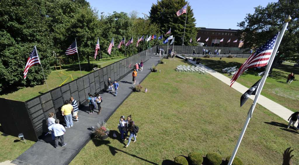 Vietnam Wall Donated to National Infantry Museum