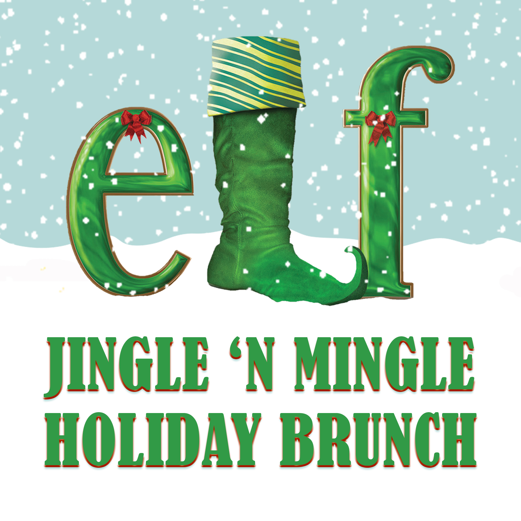 Jingle & Mingle Holiday Brunch!