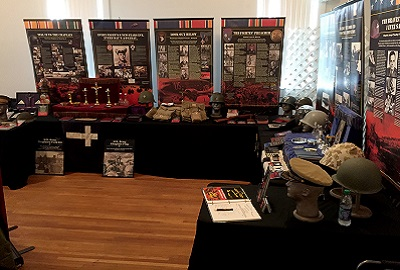 """Faith and Courage"" US Military Chaplains Traveling Exhibit"