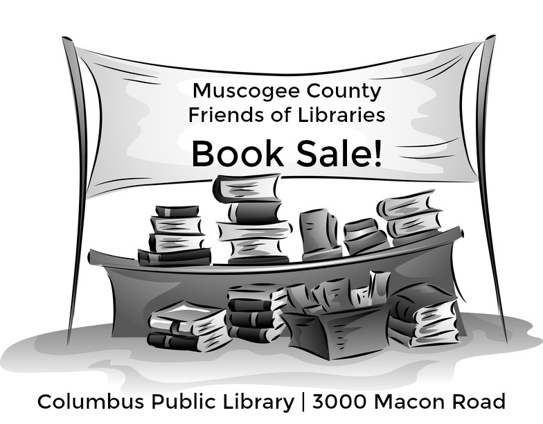 Friends of Libraries BIG Book Sale!