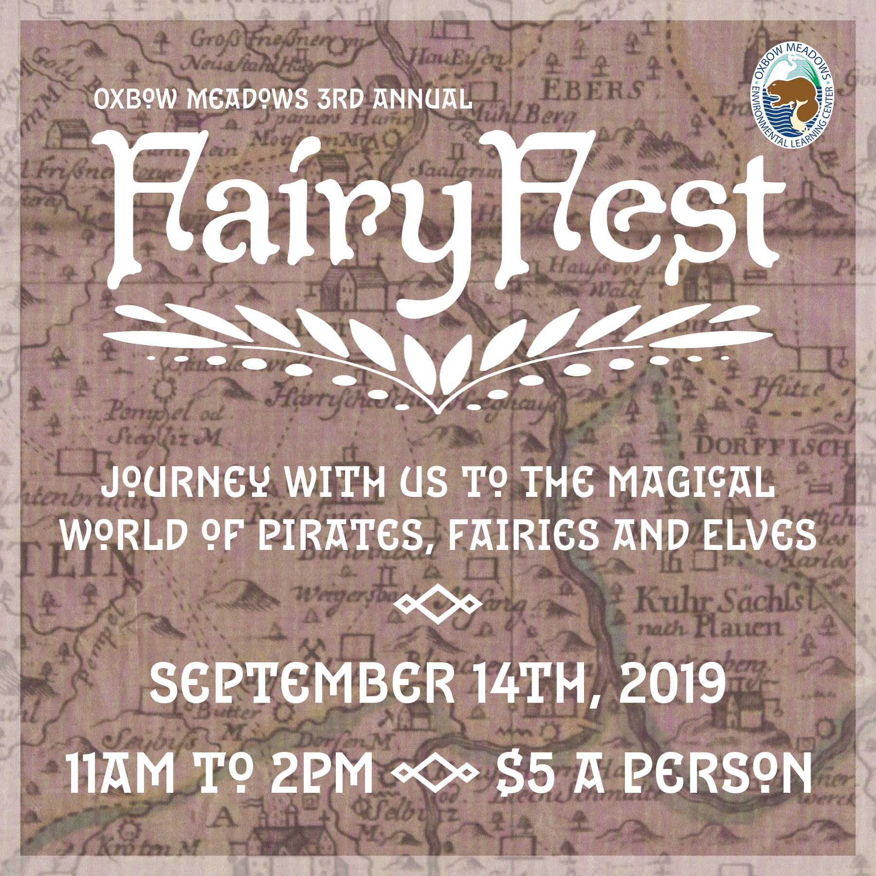Fairy Fest at Oxbow Meadows