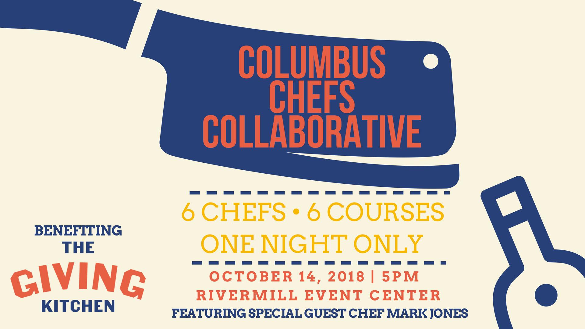Columbus Chefs Collaborative Dinner