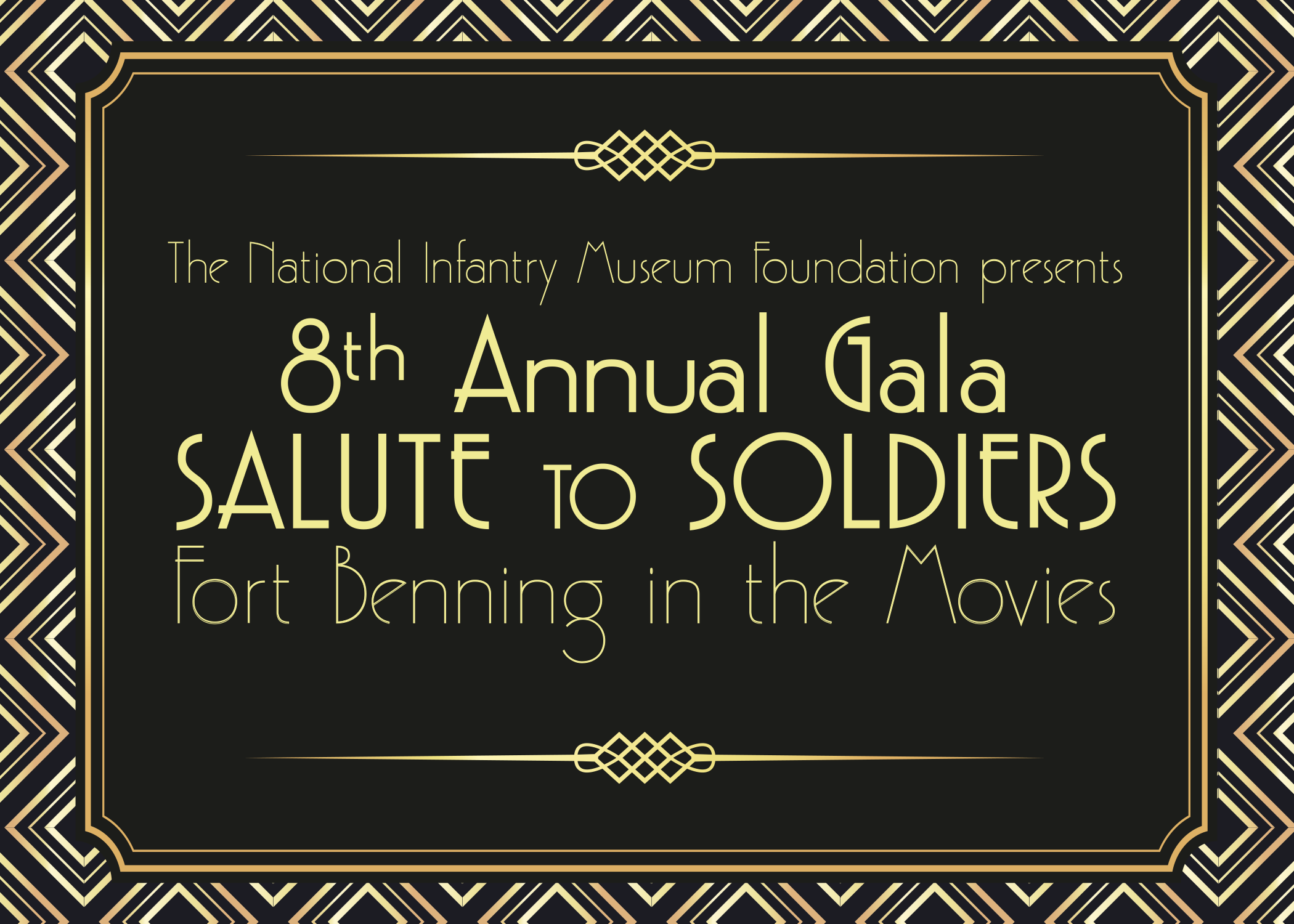 Salute to Soldiers Gala and Silent Auction