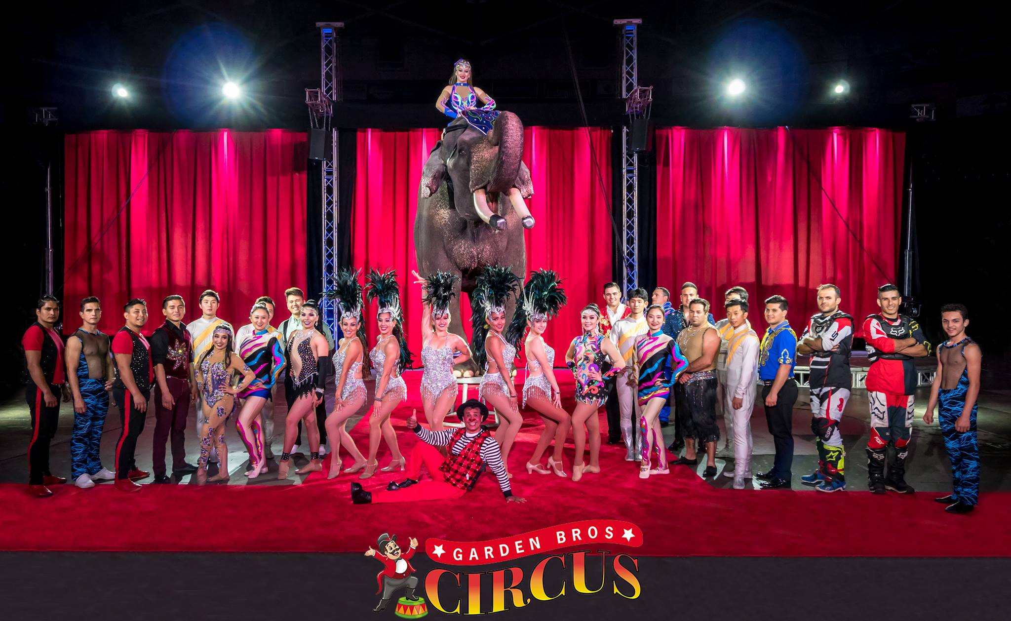 Garden Bros Circus at Columbus Civic Center