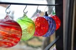 Holiday Ornament Glassblowing Workshop