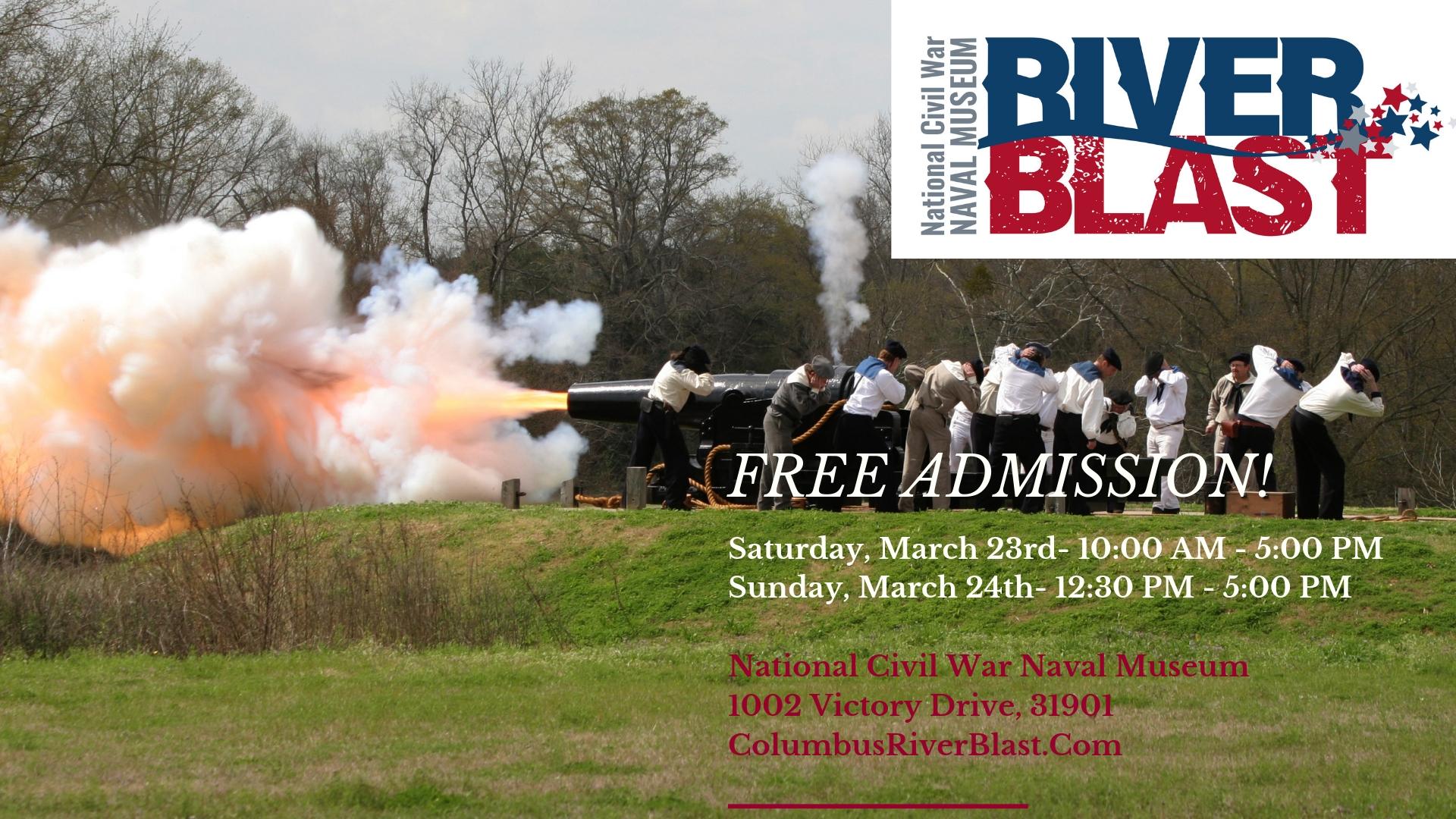 RiverBlast Festival!