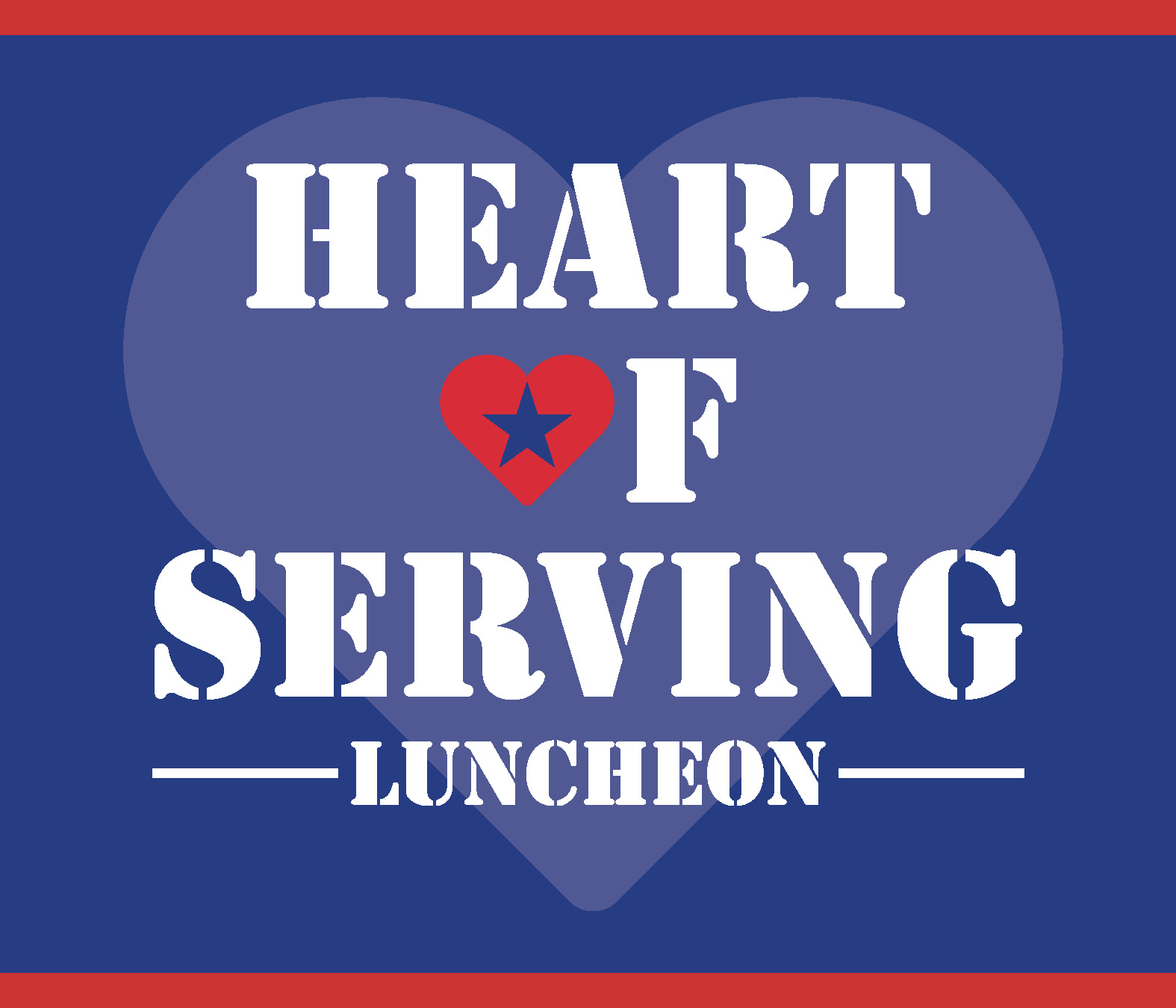 Heart of Serving Luncheon