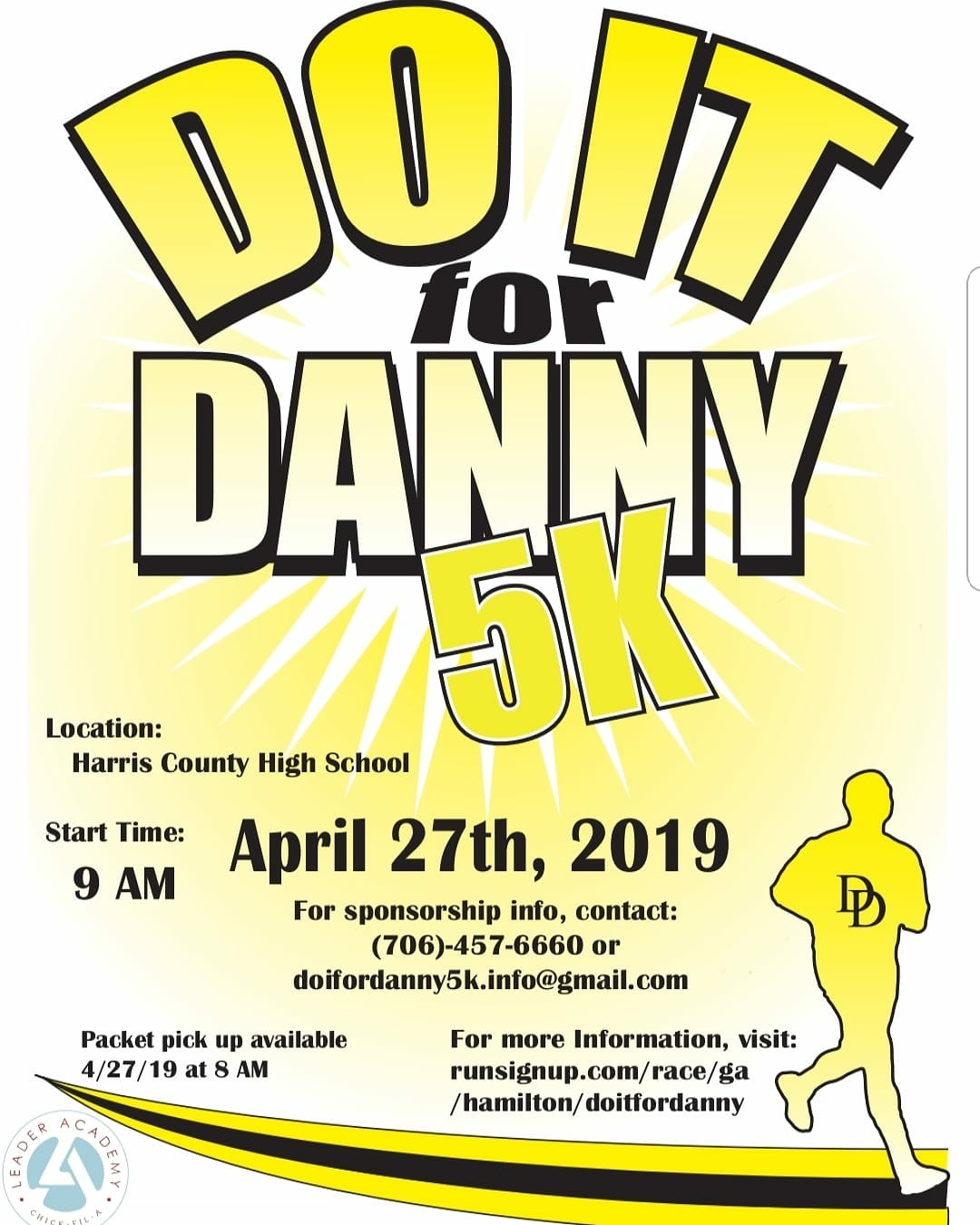 Do It For Danny 5K