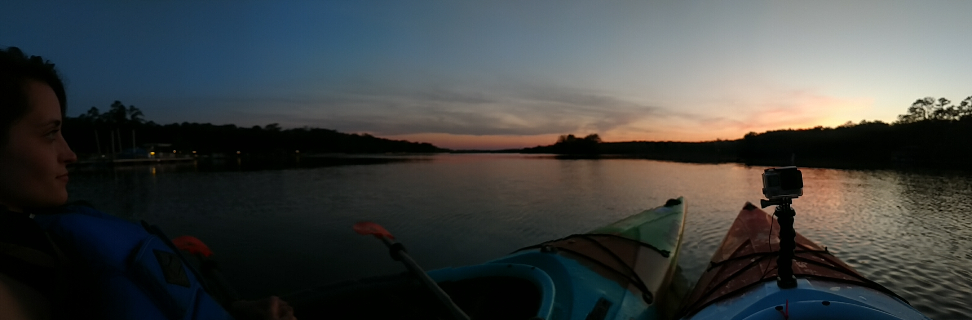 OWC Sunset Paddle Series