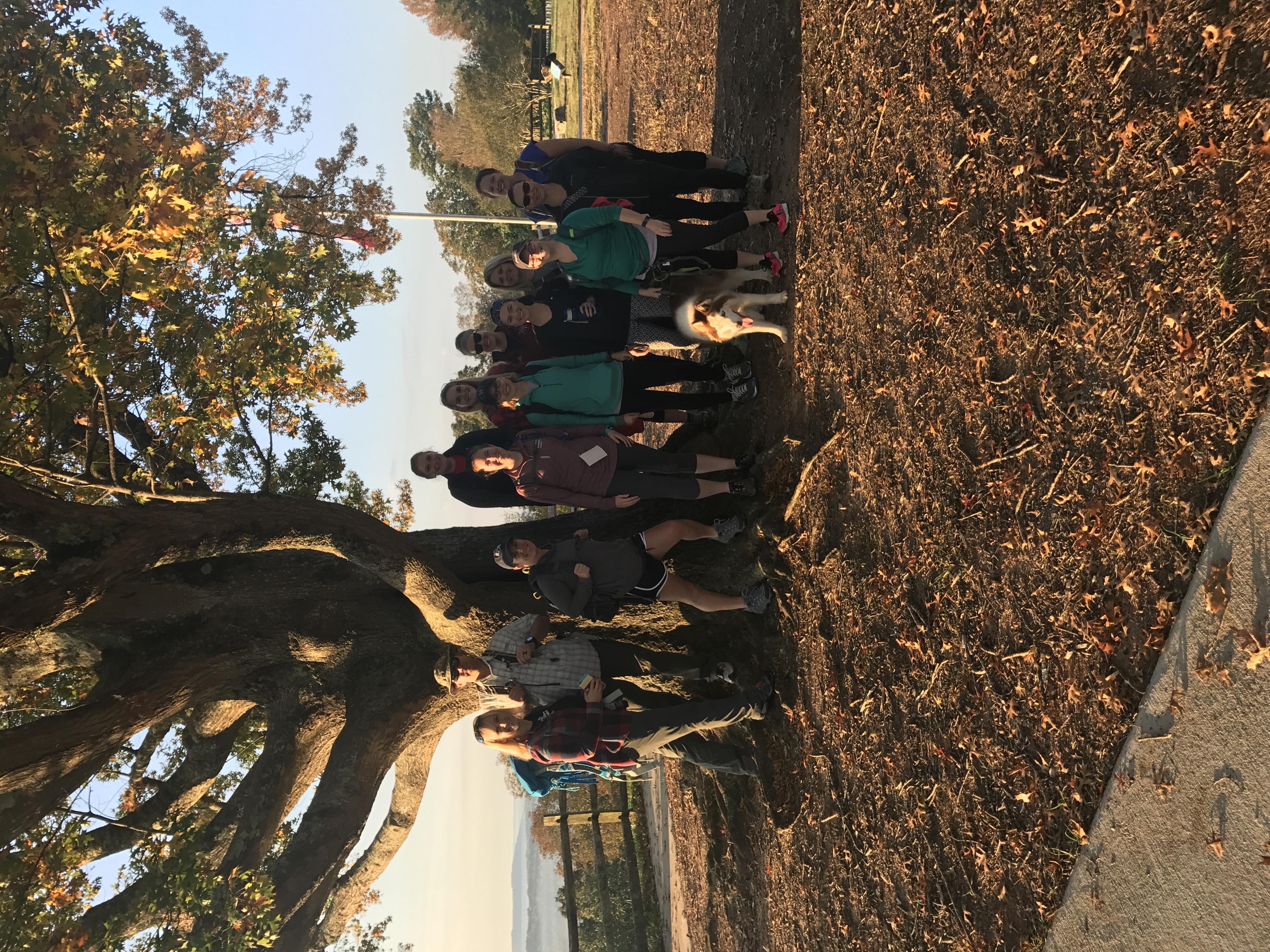 Iron Braid Group Hike