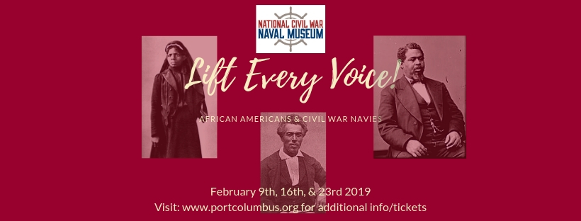 Lift Every Voice: African Americans & Civil War Navies*
