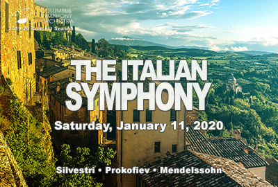 The Italian Symphony with the Columbus Symphony Orchestra