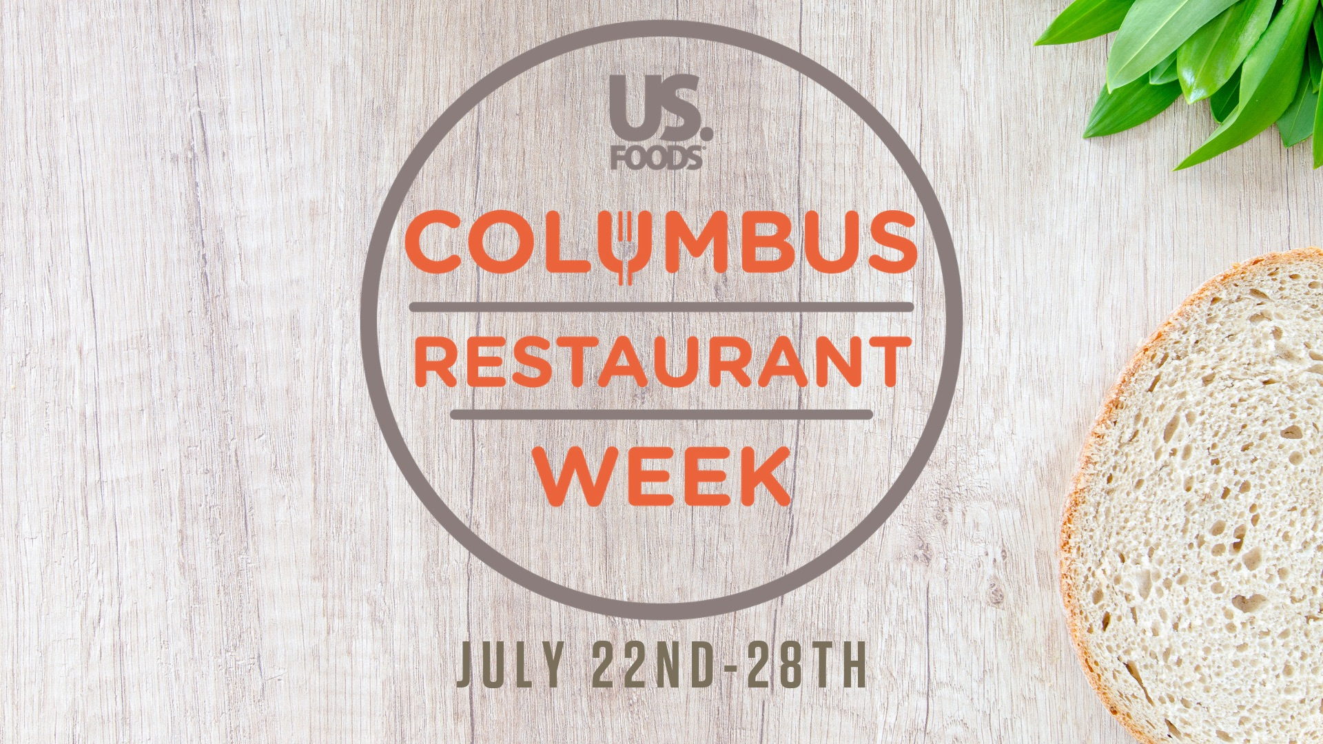 Columbus Restaurant Week Presented By U.S. Foods