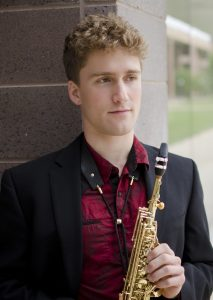 CSU Guest Artist: Jonathan-Hulting Cohen, saxophone